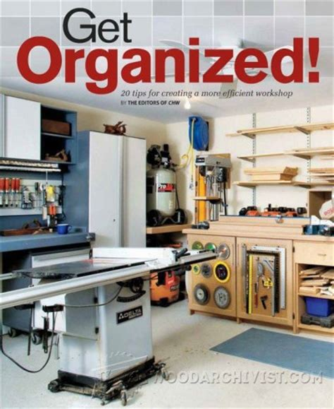 workshop layout woodarchivist