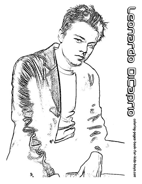 coloring pages leonardo face coloring pages