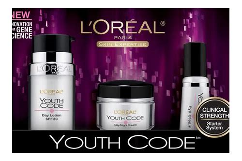 l'oreal youth code coupons printable