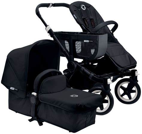 Rhythm S1408l Silver Combi Black Leather Original bandalou the best place to find gear for baby we carry all the the top best brands for gear