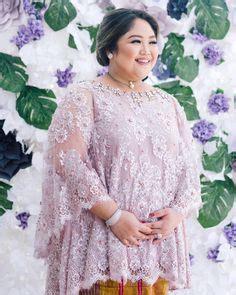 Baju Gamis Polos Ivonny Hn Terbaru model kebaya wisuda untuk orang gemuk terbaru kebaya
