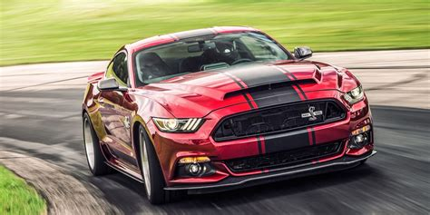 Snake Mustang by Shelby Snake Road Test
