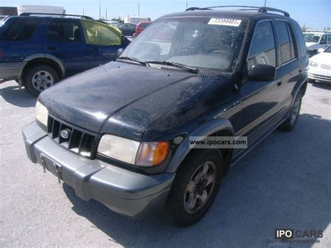 2002 Kia Specs 2002 Kia Sportage Car Photo And Specs