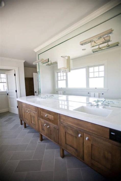 herringbone tile floor bathroom herringbone slate tile floor traditional bathroom