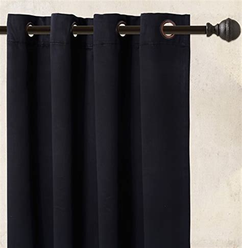 curtains 32 inches long utopia bedding 52 inch wide x 84 inch long blackout window