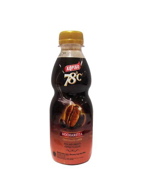 Pengharum Kertas Aroma Kopi kopiko coffee 78c mocharetta btl 240ml klikindomaret