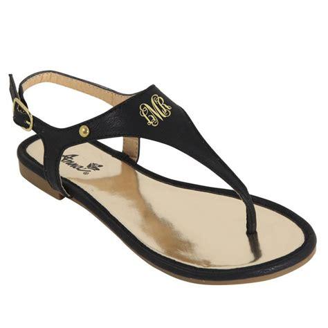 monogrammed sandals monogrammed sandals