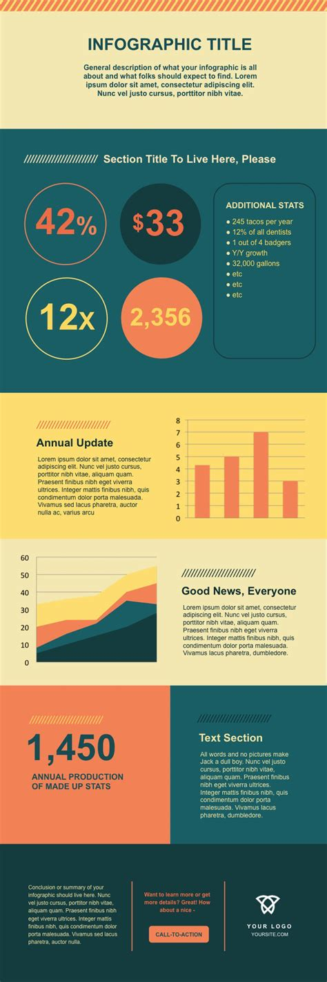 15 Free Infographic Templates Infographic Email Template