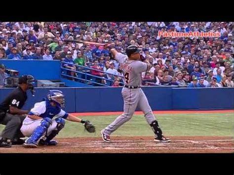 miguel cabrera slow motion swing miguel cabrera home run baseball swing hitting mechanics