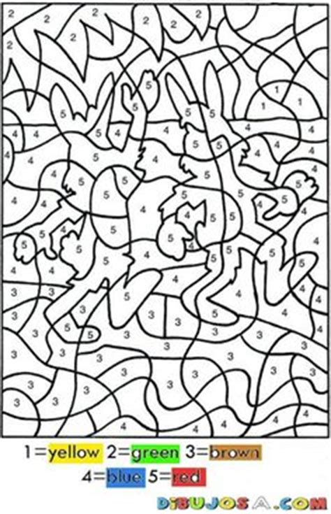 dibujos para colorear con numeros free printable bowl of fruit colour by numbers activity