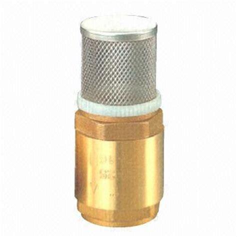 Foot Valve Stainless Steel foot valves foot valves foot valve with stainless