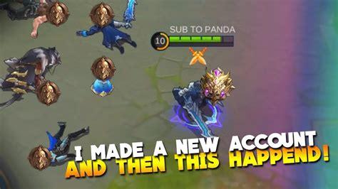 mythic mobile legend mythic vs warriors in mobile legends