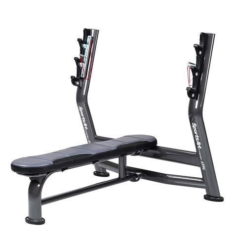 benched series bench series a 996 olympic flat bench sportsart fitness