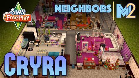 home design story neighbors sims freeplay cryra s basement pll house neighbor s