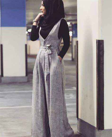 Arsy Jumpsuit grey jumpsuit black shirt black scarf
