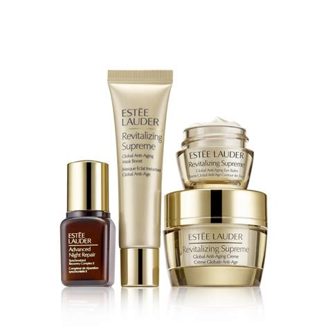 revitalizing supreme est 233 e lauder revitalizing supreme global anti aging set 2