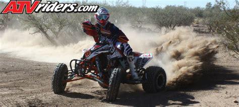 Ktm Sport Atv Of The Month November 2012 Conrad Funke S Ktm 450