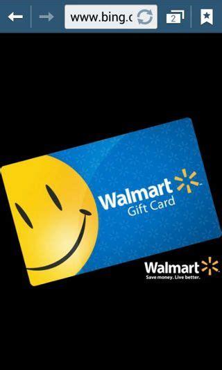 5 Walmart Gift Card - free 5 walmart gift card gift cards listia com auctions for free stuff