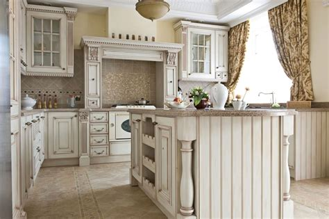 Ideas For Top Of Kitchen Cabinets by Kitchen View Classic White Kitchen Cabinets Decorate