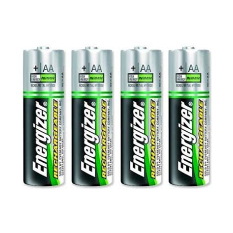 Energizer Rechargeable Battery 2000 Mah Size Aa Bisa Di Cas Isi4 energizer hr6 2000mah 1 2v aa rechargeable nimh battery