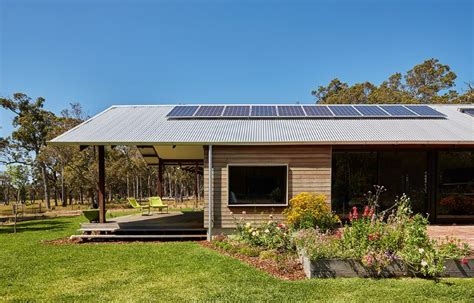 australian farm houses designs modern australian farm house with passive solar design