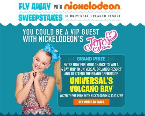 Nick Com Sweepstakes - flyawaywithnick com universal orlando resort sweepstakes sweepstakes pit