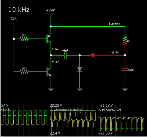 diode capacitor problems charge problem with diode