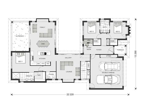 Mandalay 338 Element Our Designs Cairns Builder Gj Gj Gardner Homes House Plans