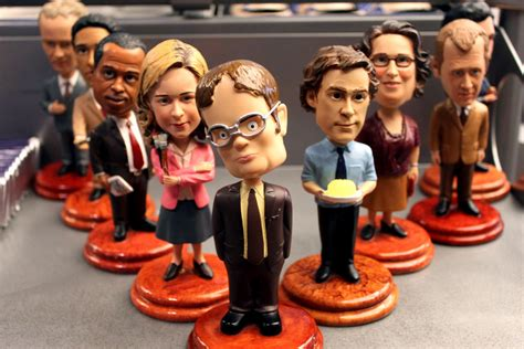 bobblehead the office img 2525 quot the office quot bobblehead collection at the nbc