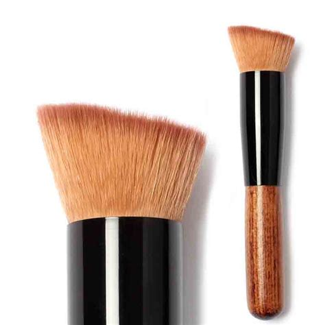 Foundation Make Up Brush makeup brushes powder concealer blush liquid foundation