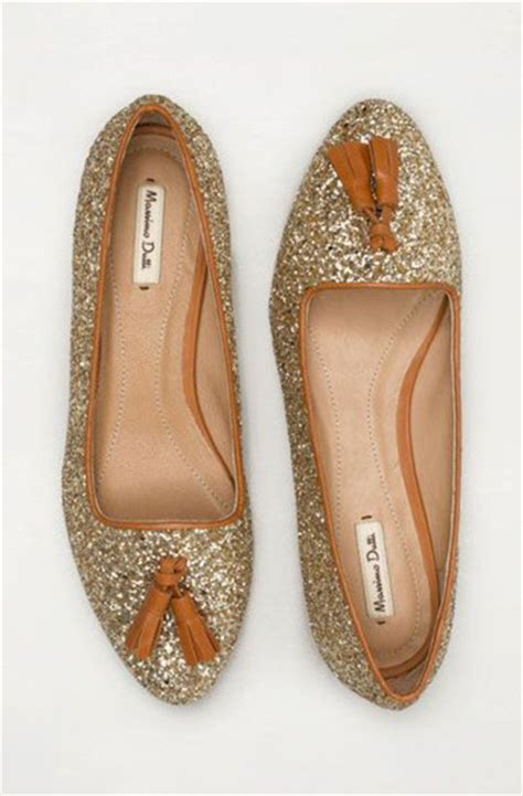 massimo dutti loafer shoes massimo dutti sparkly flats wheretoget