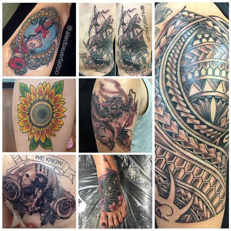san diego tattoo san diego s tattoos of the month july funhouse
