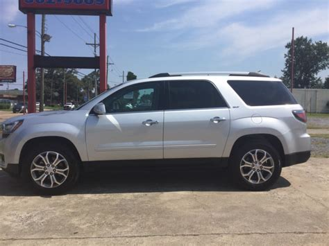2016 gmc acadia 2016 gmc acadia slt city louisiana billy navarre certified