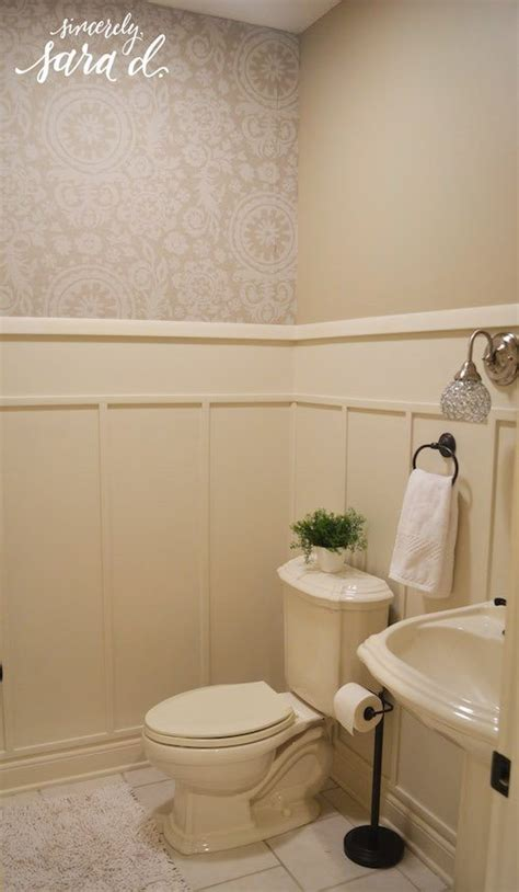 bathroom wall wood panels bathroom wall paneling sincerely sara d