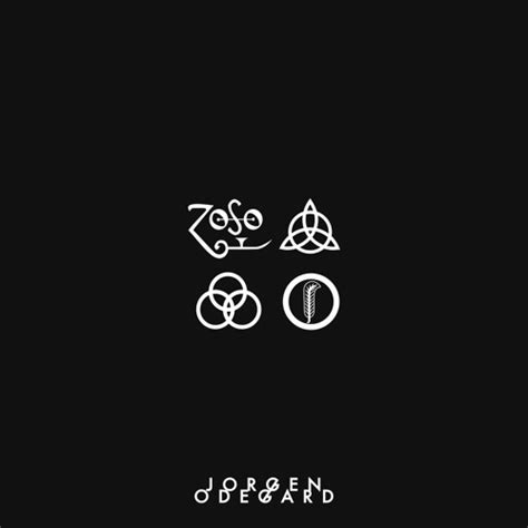 black led zeppelin led zeppelin black jorgen odegard remix free in the air