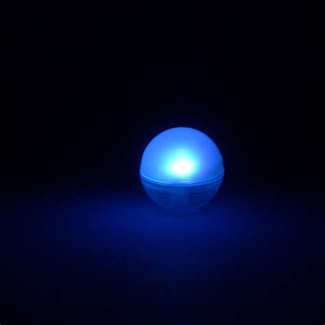 blue fairy berry floating led light