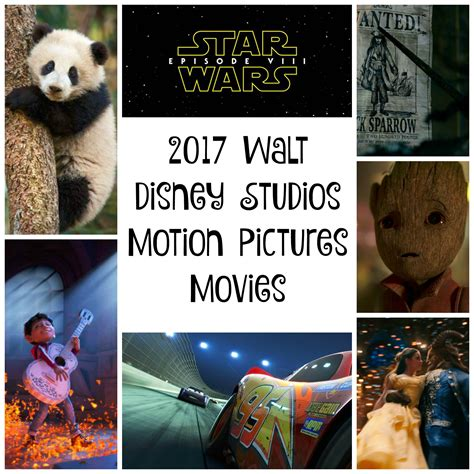 kommende disney film 2017 2017 walt disney studios motion pictures movies oc mom blog