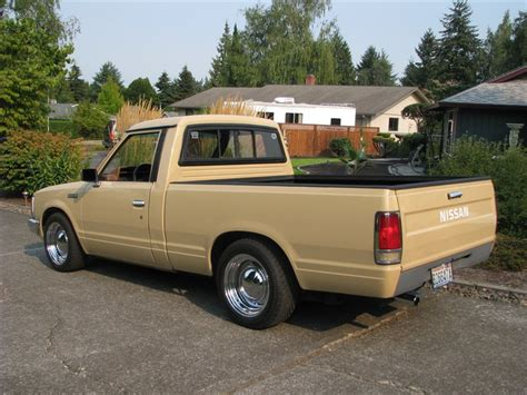 the 85 nissan 720 up joint best truck engine