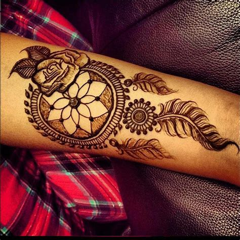 henna design dream catcher unique mehndi designs be a trendsetter with these 15 designs