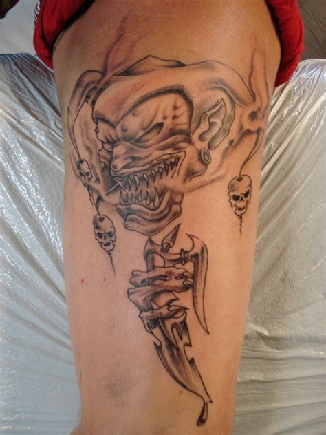 joker tattoo on arm best joker tattoo designs