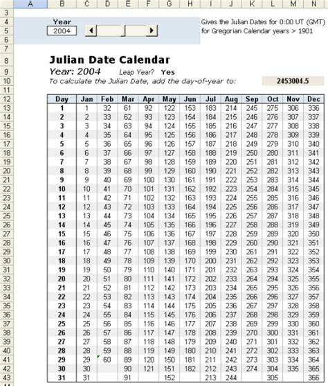 search results for julian calendar with leap year