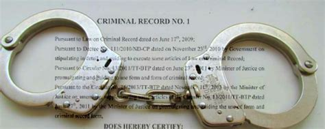 Criminal Record Lawyers Criminal Record Service In Ant Lawyers