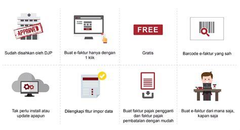 buat faktur pajak online 8 manfaat membuat faktur pajak dari aplikasi e faktur