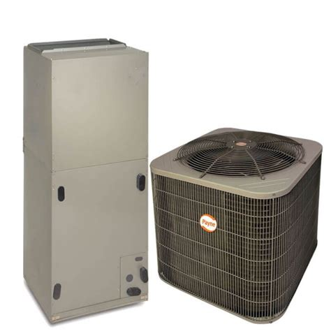 ton payne  carrier  seer ra heat pump split system national air warehouse