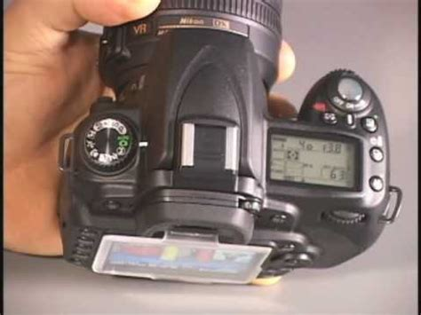tutorial fotografi nikon d90 nikon d90 tutorials youtube
