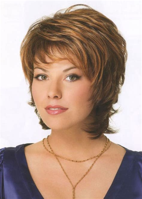 ways to style short hair for women over 50 shag hairstyle simple ideas for women and man hair medium