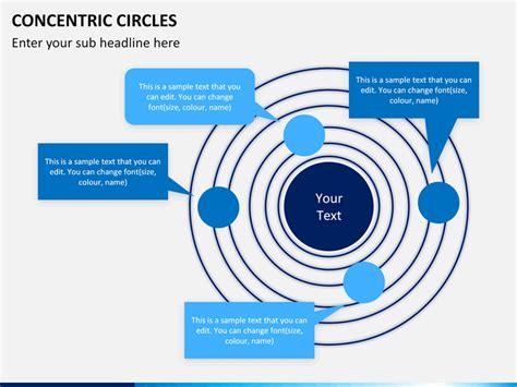 Concentric Circles Powerpoint Sketchbubble Concentric Circles Powerpoint Template