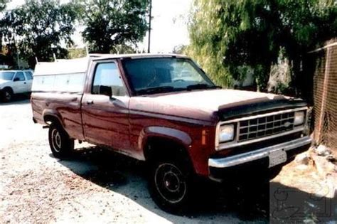how to work on cars 1988 ford ranger security system purchase used 1988 ford ranger 4wd pickup v6 in granada hills california united states