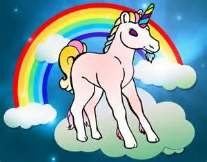 unicorn rainbow rainbow unicorn by boggienightboy on deviantart