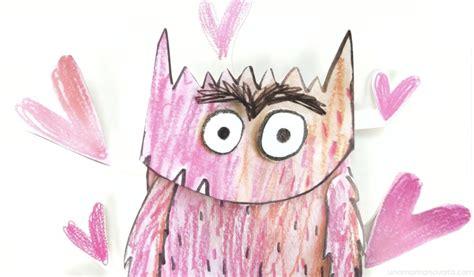 libro el monstruo y la el monstruo de colores pop up un libro de educaci 243 n emocional